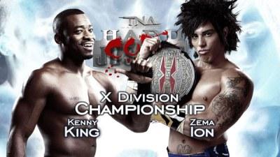 Kenny King vs Zema Ion