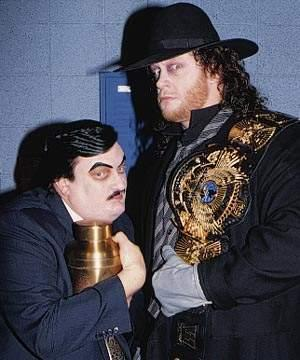 taker y paul bearer