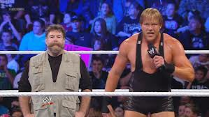 Zeb Colter y Jack Swagger