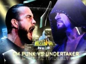 CM Punk vs Undertaker