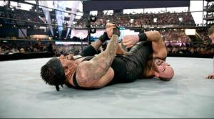 taker vs a-train & Big Show