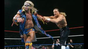 warrior vs triple H