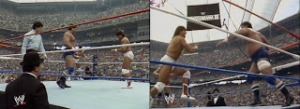 Wrestlemania-III-3_The-Can-Am-Connection_vs_Cowboy-Bob-Orton_Magnificent-Don-Muraco_with_Mr-Fuji