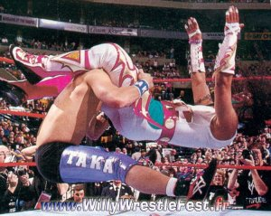WrestleMania_14_-_Taka_Michinoku_Vs_Aguila_02