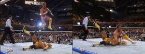WWE-WWF_Wrestlemania-IV-1988_Randy-MachoMan_Savage_vs_TheNatural-Butch-Reed