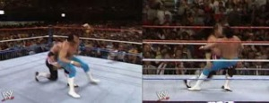 WWE_WWF_Wrestlemania-V_Bret-TheHitman-Hart_vs_The-Honky-Tonk-Man