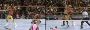 WWE_WWF_Wrestlemania-V_Brutus-theBarber-Beefcake_sleeper-hold-to_Ted-Dibiase