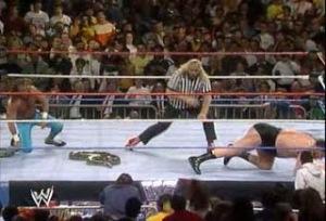 WWE_WWF_Wrestlemania-V_Jake-TheSnake-Roberts_vs_Andre-TheGiant_Damien-appearence