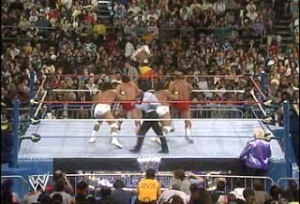 WWE_WWF_Wrestlemania-V_The-Brain-Busters_vs_Strike-Force