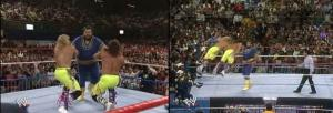 WWE_WWF_Wrestlemania-V_The-Rockers_vs_The-Twin-Towers_Akeem_vs_Marty-Jannetty_Shawn-Michaels