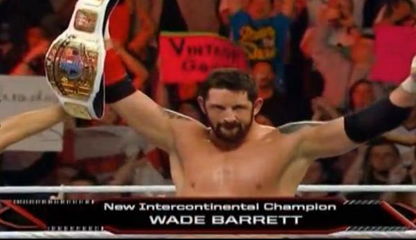 Wade Barret