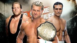 Extreme rules 2013,Swagger vs del rio vs dolph ziggler