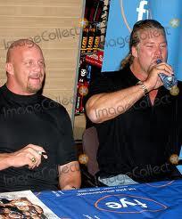 Kevin Nash y Steve Austin