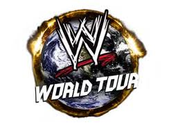 wwe world tour