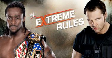 Kofi vs Dean Ambrose en ER