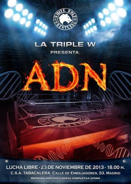 adn triple w 23 noviembre