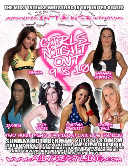 aiw girls night out 9