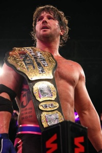 AJ Styles TNA Championship