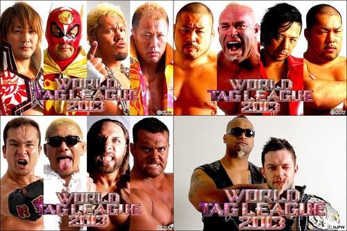 world tag league grupo a