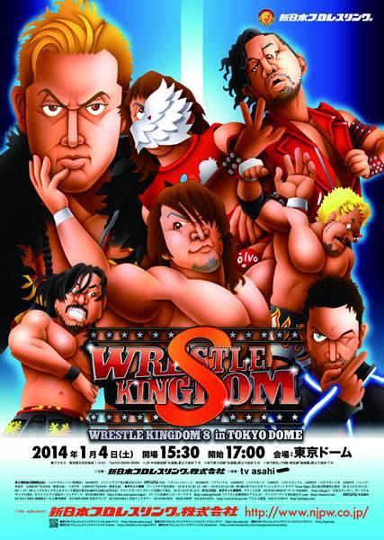 Wrestle Kingdom 8