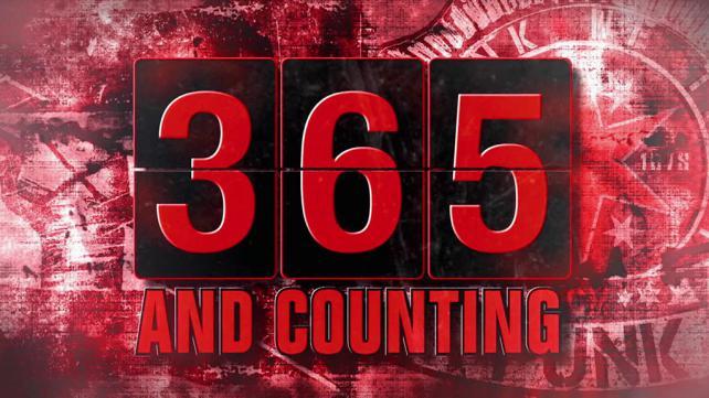 CM PUNK 365 días y contando!!