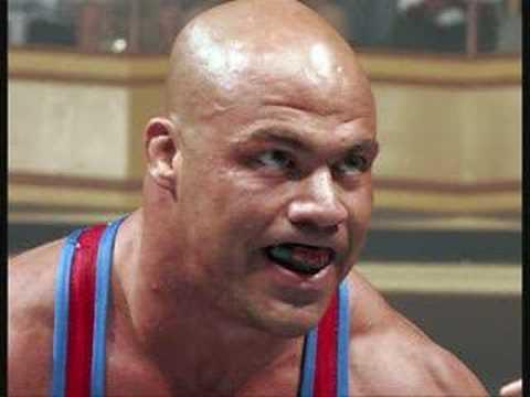Kurt Angle en ECW