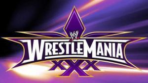 logotipo de Wrestlemania XXX