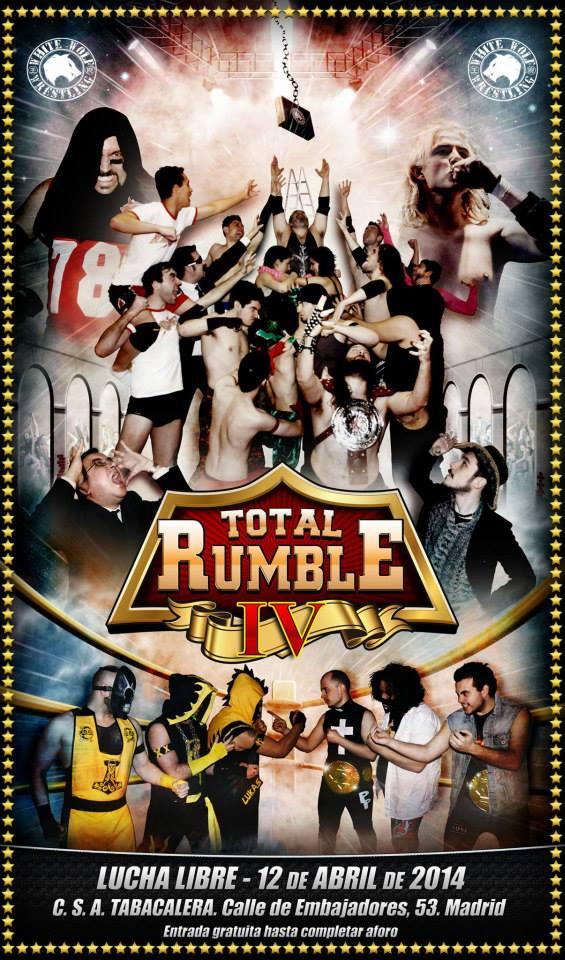 TOTAL RUMBLE IV