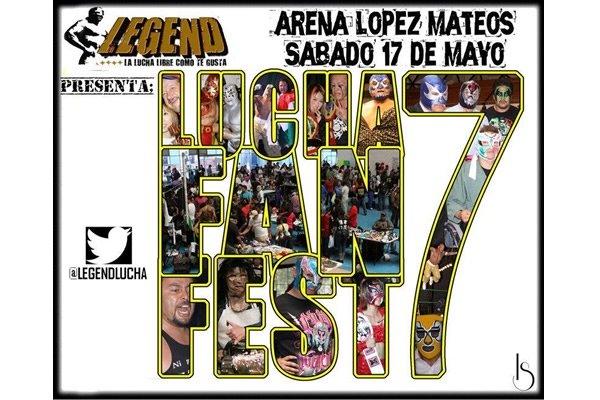 lucha fan fest 7