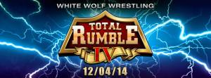 total rumble IV LUCHA