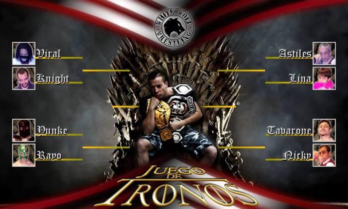juego de tronos emparejamientos