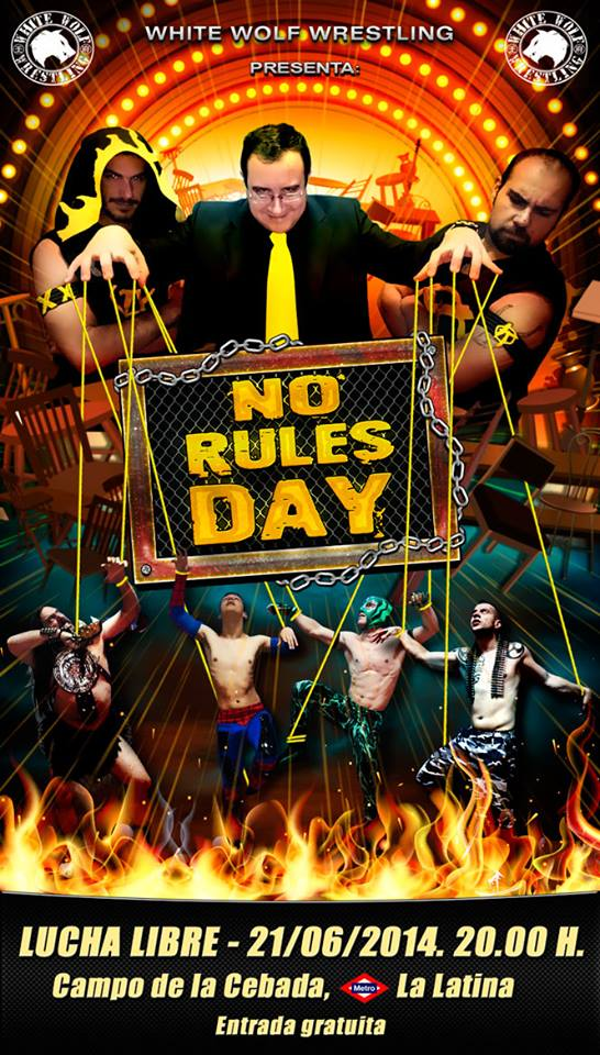 cartel no rules day 2014