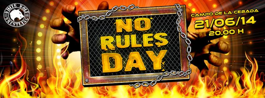 NO RULES DAY 2014
