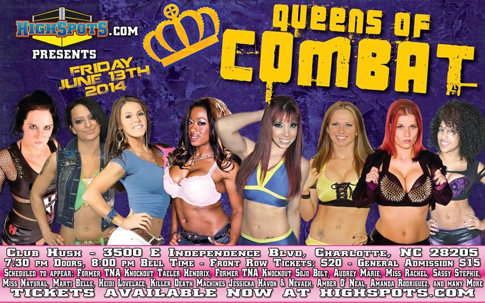 queens of combat 2