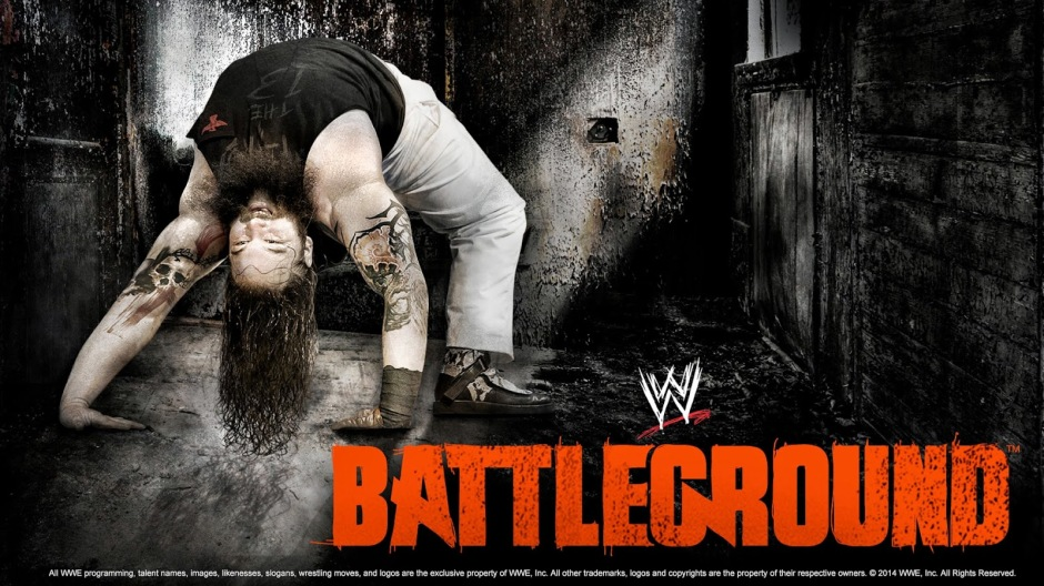Poster-Oficial-De-WWE-Battleground-2014