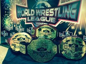 Imagen de los títulos de la WWL