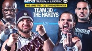 Team 3D vs The Hardys