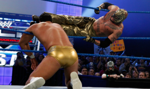 Alberto del Río vs Rey Mysterio
