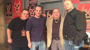 Hugo Savinovich en Lucha Underground