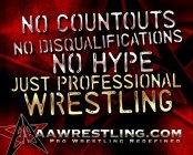 AAW Wrestling redifined