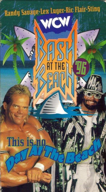 WCW Bash At The Beach 1996