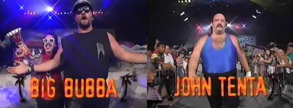 Big Bubba vs John Tenta