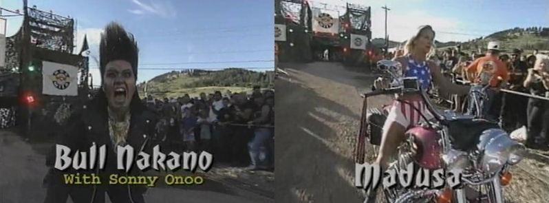 Bull Nakano vs Madusa