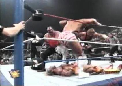 Camp Cornette Attacks Ultimate Warrior