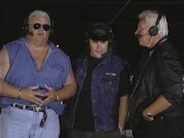 Comentaristas WCW