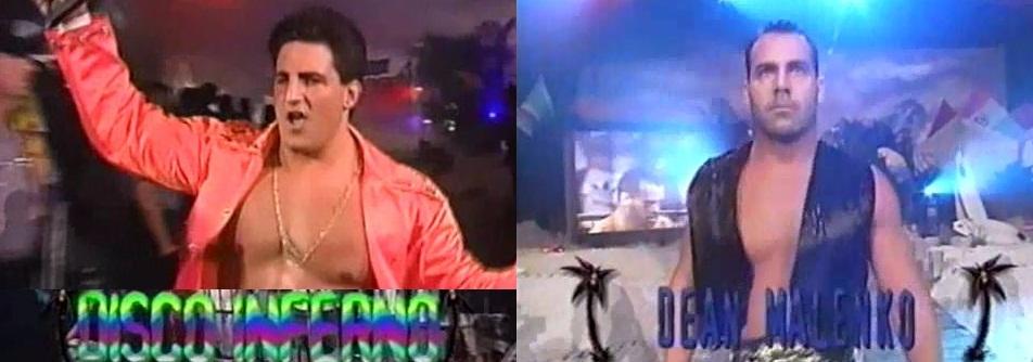 Dean Malenko vs Disco Inferno