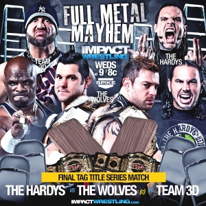 Full Metal Mayhem Match
