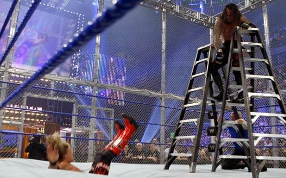 Hell In A Cell Undertaker vs Edge 2008