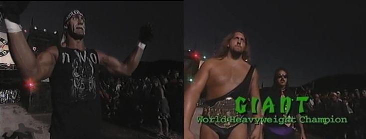 Hollywood Hogan vs The Giant