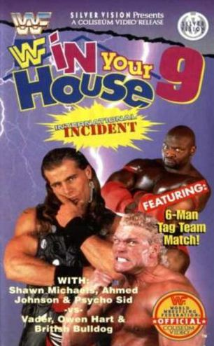 In Your House 9 International Incident